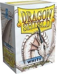 Dragon Shield White Sleeves (100)