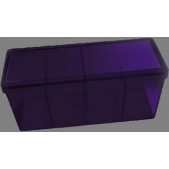 Dragon Shield - 4 Compartment Storage Box - Purple