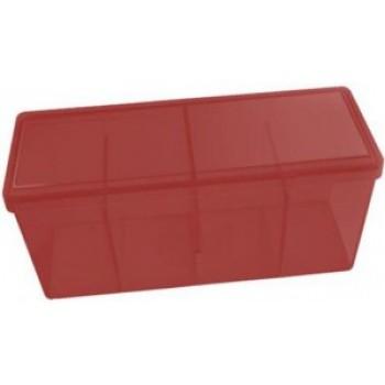 Dragon Shield - 4 Compartment Storage Box - Pink