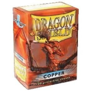 Dragon Shield Copper Sleeves (100)