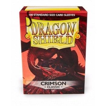 Dragon Shield - Matt Sky Blue (100 Sleeves)