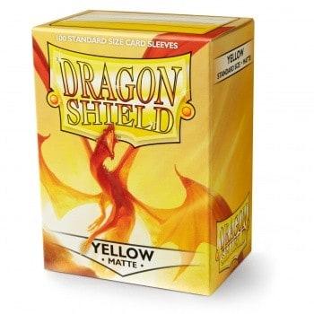 Dragon Shield - Matte Orange (100) - preorder