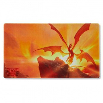 Dragon Shield - Limited Edition Playmat - Orange - pre-order