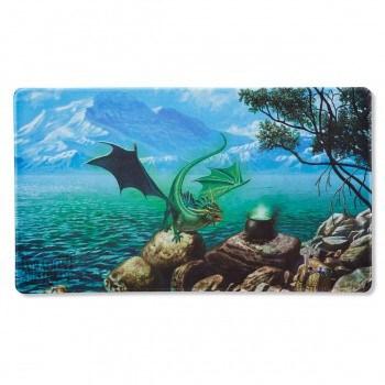 "Dragon Shield - Limited Edition Playmat - Mint ""Bayaga"" Limited Edition"