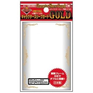 KMC Standard Character Guard Clear with Florals Oversiz (60)