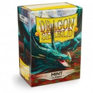 Dragon Shield - Crimson (100 Sleeves)