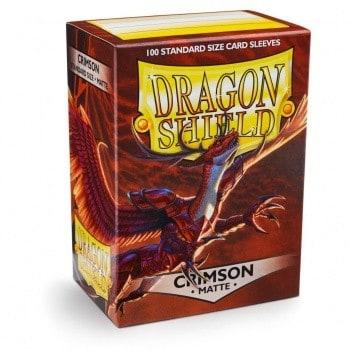 Dragon Shield - Matte White (100)