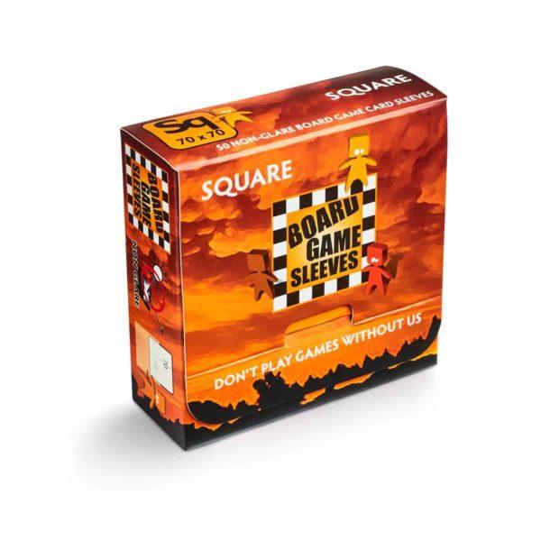 Dragon Shield Square non-glare 69 x 69mm 50ct