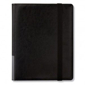 Card Codex 360 Portfolio - BLACK - PRE ORDER