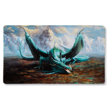 "Dragon Shield - Limited Edition Playmat - Mint ""Cor"" Limited Edition"