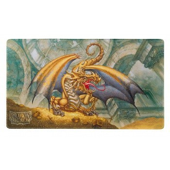 Dragon Shield Play Mat - Gold