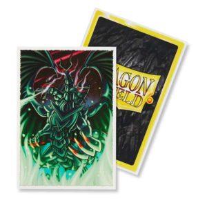 Dragon Shield Small Art Sleeves - Blood Eyes (60)
