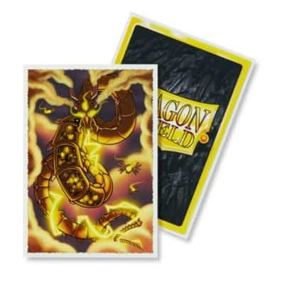 Dragon Shield Small Art Sleeves - Syber (60)