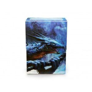 Dragon Shield Deck Shell – Sapphire