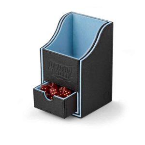 Dragon Shield Nest+ Box 100+ Black/Light Green (staple) - SEPT RELEASE