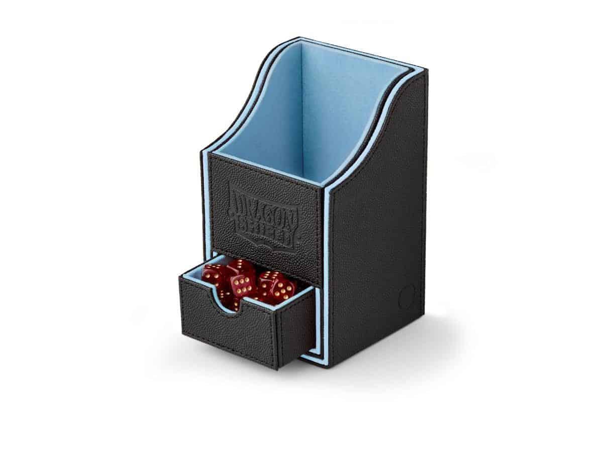 Dragon Shield Nest Box 100 Black Blue Piri Piri Games