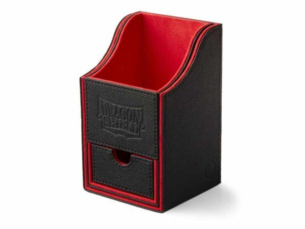 Dragon Shield Nest+ Box 100+ Black/Blue (staple) - SEPT RELEASE