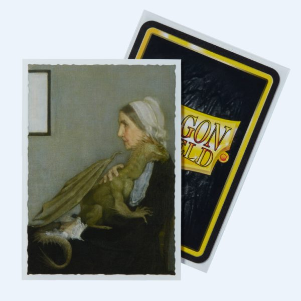 Dragon Shield - ART Sleeves Classic- Whistlers Mother (100)